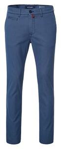 Pierre Cardin Lyon Chino Midden Blauw