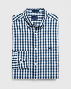 Gant Heather Oxford Gingham Check Navy