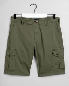Gant Relaxed Twill Utility Shorts Four Leaf Clover