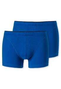 Schiesser Shorts 2Pack Royal Blue