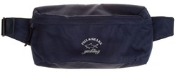 Paul & Shark Shark Waist Bag Navy