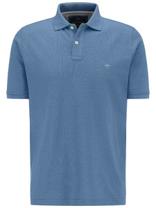 Fynch-Hatton Polo Uni Cotton Pacific