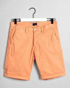 Gant Sunfaded Shorts Pale Coral