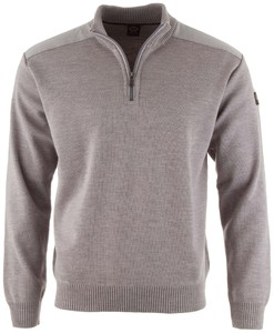 Paul & Shark The Original Yachting Zipper Grey