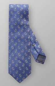 Eton Mini Paisley Tie Diep Blauw