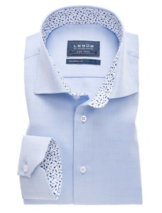 Ledûb Summer Deal Shirt Licht Blauw