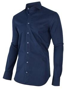 Cavallaro Napoli Denim Shirt Blauw