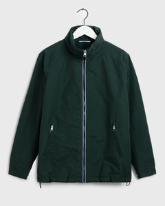 Gant The Coastal Mid Length Jacket Green