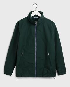 Gant The Coastal Mid Length Jacket Groen