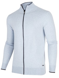 Cavallaro Napoli Antimo Cardigan Light Blue