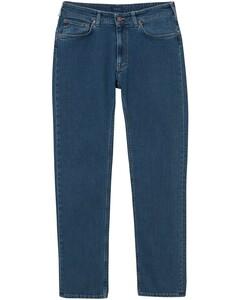 Gant 11 Ounce Jeans Midden Blauw