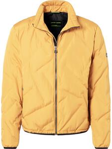 Pierre Cardin Blouson Technodown Doubleweave Honey Yellow
