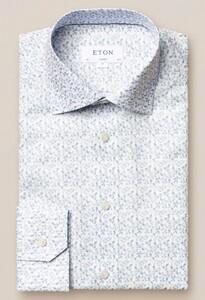 Eton Floral Contrast Wit