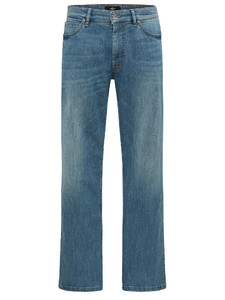 Fynch-Hatton Tanzania 5-Pocket Denim Licht Blauw