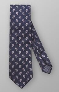 Eton Mini Paisley Tie Navy