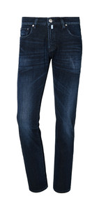 Pierre Cardin Antibes Italian Denim Blue Stone