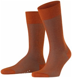 Falke Fine Shadow Wool Cinnamon Melange