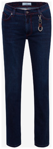 Brax Cadiz 5-Pocket Jeans Dark Blue Used
