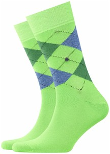 Burlington King Socks Special Green