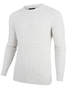 Cavallaro Napoli Genio Pullover Off White