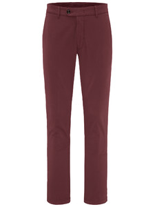 Fynch-Hatton Togo All Season Chino Garment Dyed Indian Red