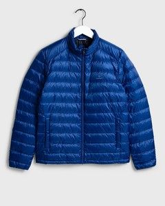 Gant The Light Down Jacket College Blue