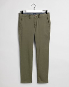 Gant Slim Twill Chino Four Leaf Clover