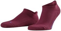 Falke Cool Kick Sneaker Socks Pinot Noir