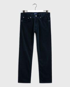 Gant Regular Corduroy Jeans Navy
