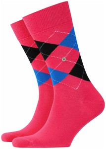 Burlington King Socks Fuchsia