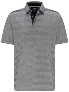 Fynch-Hatton Stripe Mercerized Cotton Black