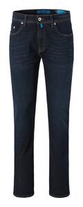 Pierre Cardin Lyon Tapered Futureflex Jeans Dark Denim