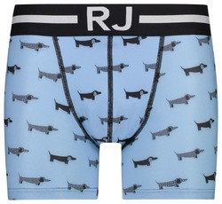 RJ Bodywear Pure Color Dogs Blue Dogs Blue