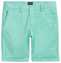 Gant Regular Sunbleached Pool Green