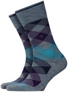 Burlington Newcastle Socks Lobelia