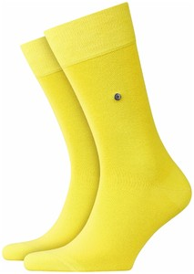 Burlington Lord Socks Sunshine