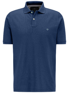 Fynch-Hatton Polo Uni Cotton Midnight