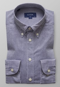 Eton Slim Uni Royal Oxford Navy