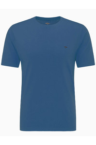Fynch-Hatton O-Neck T-Shirt Indigo