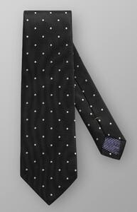 Eton Woven Polka Dots Zwart