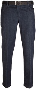MENS Dallas Comfort-Fit Xtend Swing-Pocket Jeans Dark Denim Blue