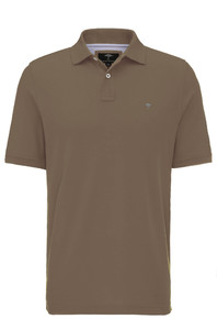 Fynch-Hatton Uni Polo Cotton Taupe