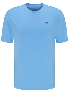 Fynch-Hatton Ronde Hals T-Shirt Soda