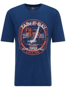 Fynch-Hatton T-Shirt Fantasy Midnight