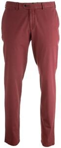 Hiltl Hiltl - Pantalon CO - 20100 Tierre - 73602 Jaipure Structure Rood