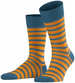 Falke Even Stripe Sock Frost
