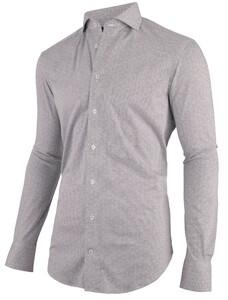 Cavallaro Napoli Givano Jersey Cotton Grijs