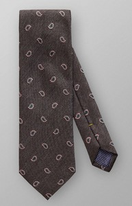 Eton Paisley Drop Extra Light Grey Melange