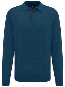 Fynch-Hatton Polo Long Sleeve Night