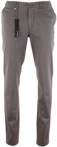 Gardeur Seven Slim-Fit Iconic Khakis Mid Grey